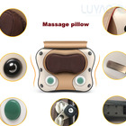Vibrating Massager Neck LY-585AC Rechargeable Jade Heat Battery Operated Vibrating Neck And Back Massage Cushion