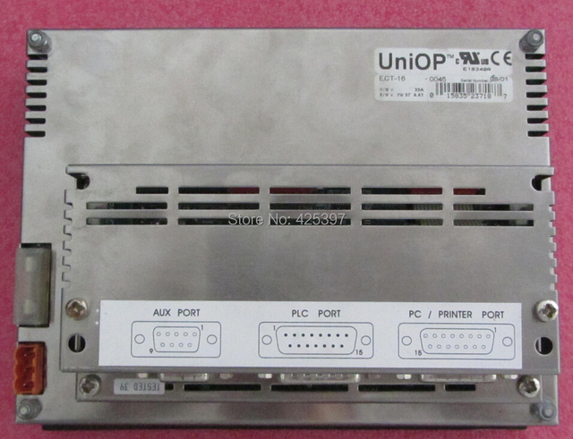 ECT-16(UNIOP) The second hand and original HMI with good quality 100%  tested ok 120 days warranty