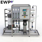 Water Ro Water EWP LPRO-B412-15000 Industrial RO System 2.5tph Water Purifier