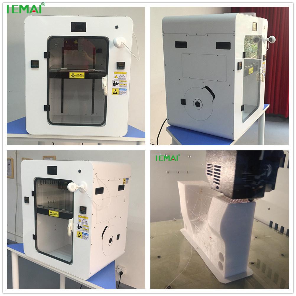 Large Scale Carbon Fiber Reinforced High Temperature 3D Printer