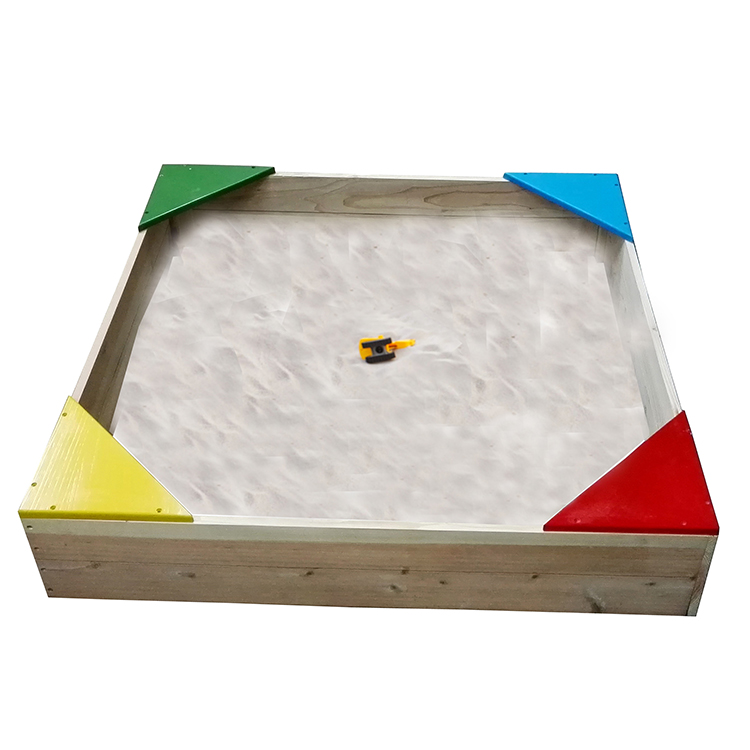 Sandbox/sand pit 2kids one sandbox / 2 kid in 1 sandbox