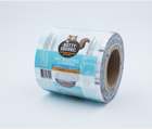 Candy Wrapper Wrapping film Custom Printed Plastic Wrap