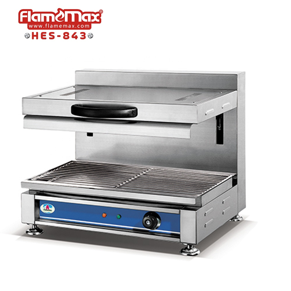 Hes 843 Auto Electric Salamander Kitchen Equipment For Sale View Salamander Flamemax Or Oem Product Details From Foshan Nanhai Flamemax Catering Equipment Co Ltd On Alibaba Com