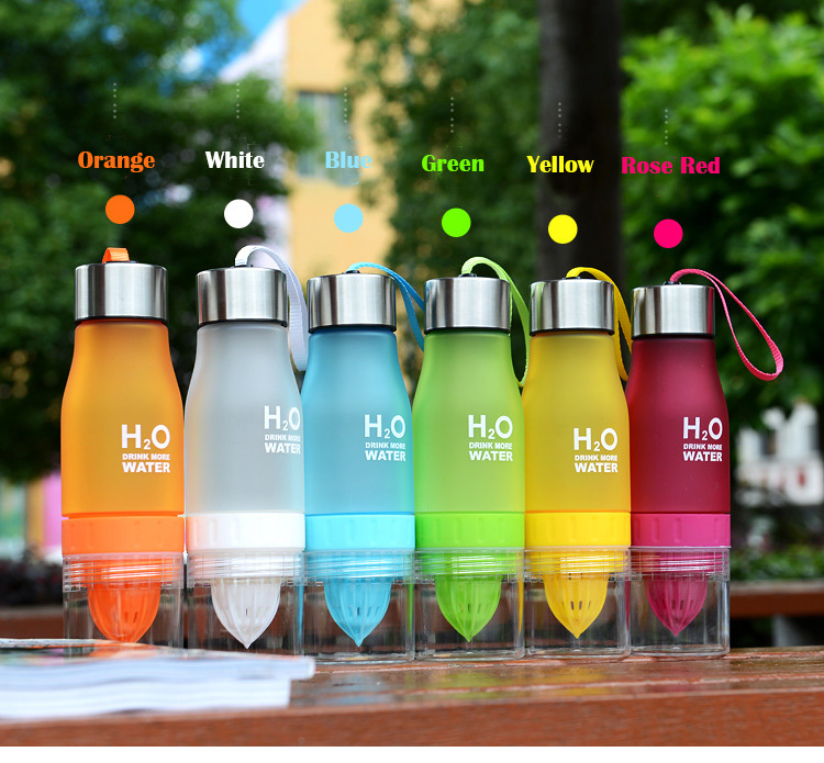 h2o fruit infuseur bouteille d 39 eau detox minceur eau perfusion perfusion verre ebay. Black Bedroom Furniture Sets. Home Design Ideas