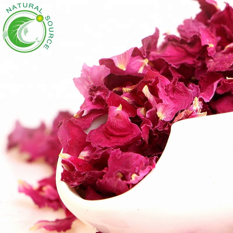 High Quality Flower Tea Sulfur-Free Red Rose Petal Tea
