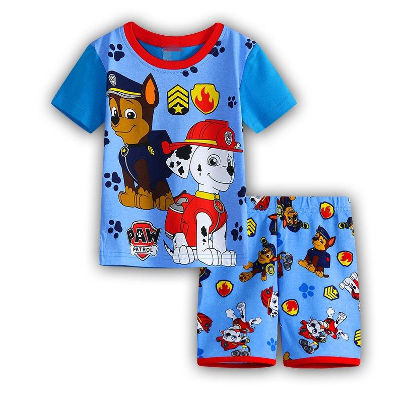Summer kids clothes sets boy t shirt pants suit clothing set Clothes sport suits baby boy
