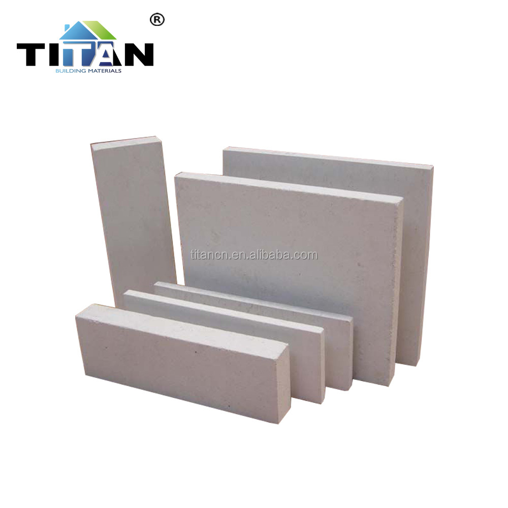High Quality Waterproof 25mm Calcium Silicate Board Price