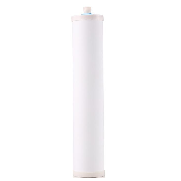 cartucho de filtro de cer/ámica lavable purificador de agua mejora eficazmente el valor de pH y la estructura mineral del agua potable Bsopem cartucho de filtro purificador de agua de 10 pulgadas