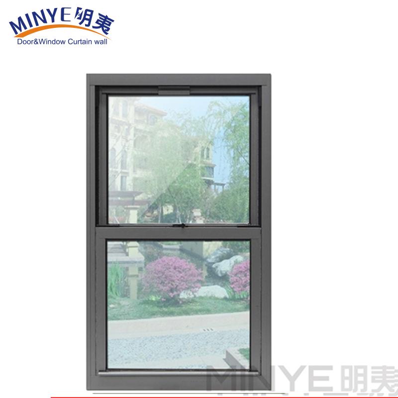 Американское вертикальное раздвижное окно вверх вниз раздвижные окна дизайн