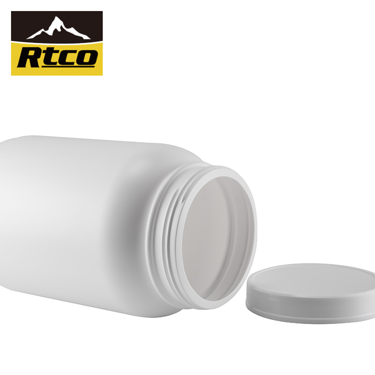 RTCO Packaging EU Standard 1gallon (3.78L) HDPE plastic big bottle for Health Food Supplements