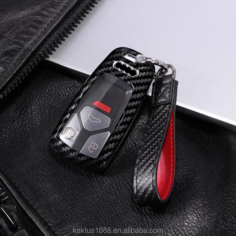Для AUDI 19 A4  A5  A4 (ТТС) Q7 Q5L S4 RS4 RS5 TTRS TT SQ5 ключи корпус из углеродистой стали катод чехол Корпус для автомобильного ключа