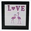 Flamingo motif 1