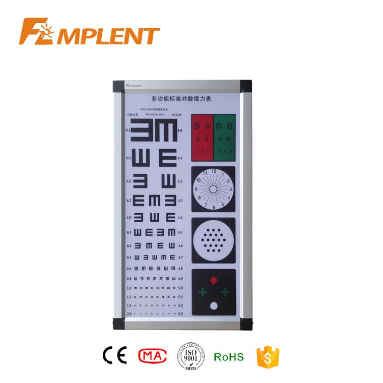 test ocular de screening ce este