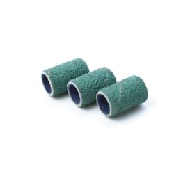 Профессиональные продукты для маникюрного салона, зеленая шлифовальная лента для ногтей