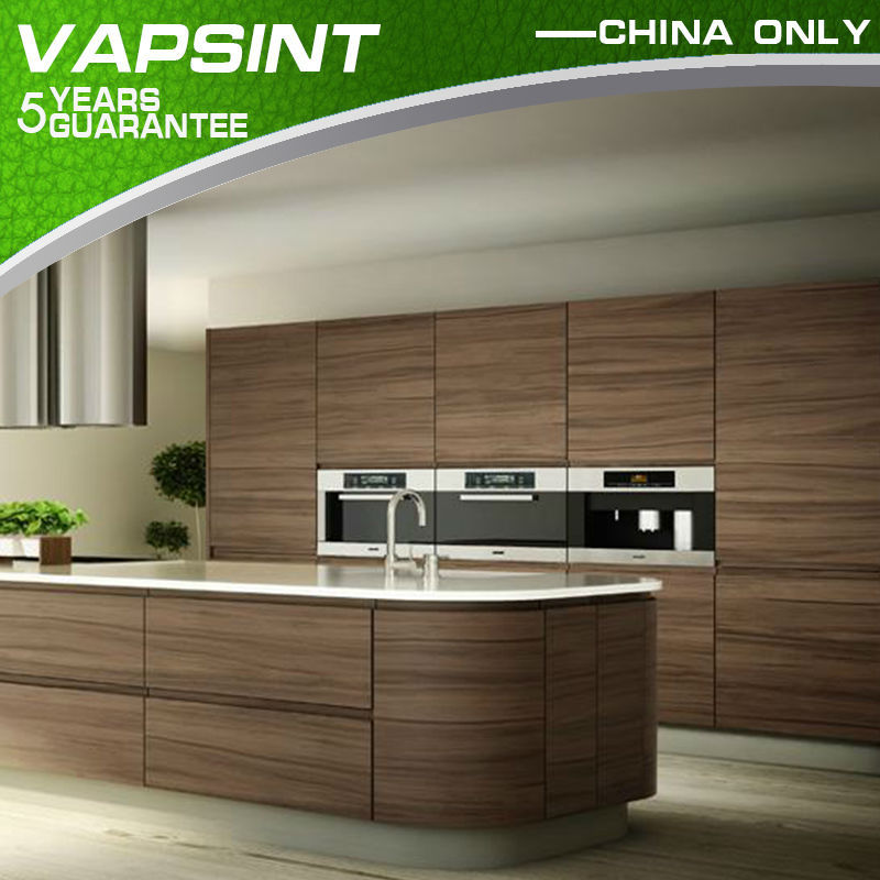 Factory Laminate Cheap Kitchen Cabinet Plastic Cover With