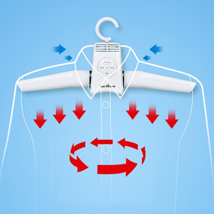 Портативная мини-вешалка для одежды, складная сухая вешалка, электрическая сушилка для одежды