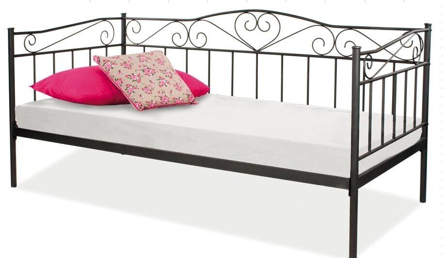 charmant lit gigogne fer forge 3 lit banquette blanc fille stella 3 avec lit gigogne en. Black Bedroom Furniture Sets. Home Design Ideas