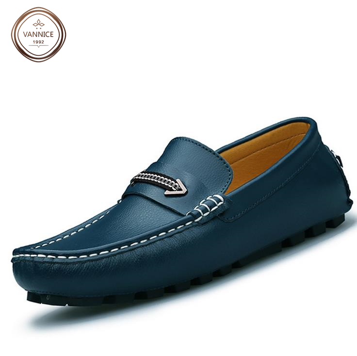Mens Slip On Casual Flat Shoes