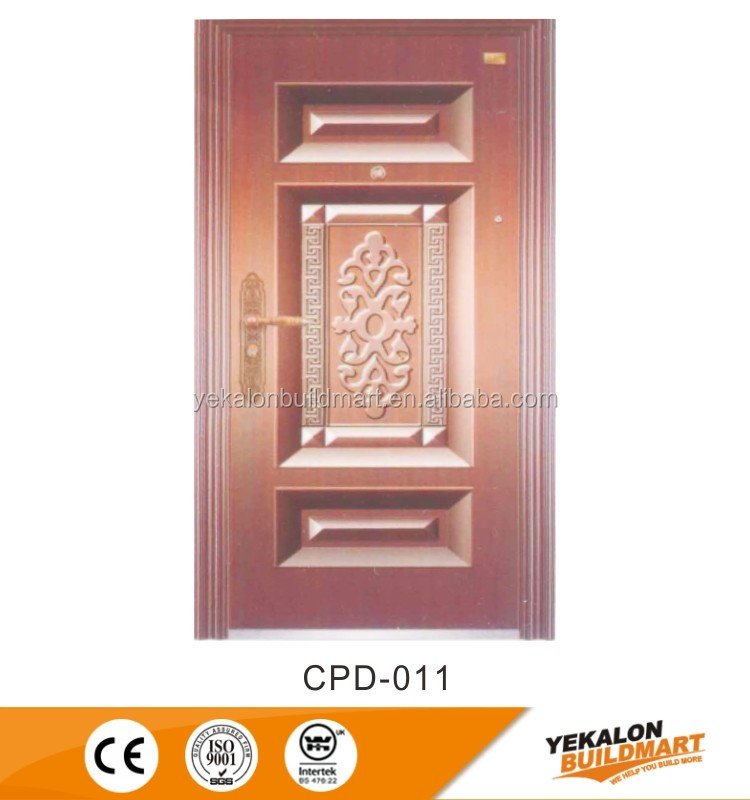 High Quality Exterior Doors Jefferson Door: Yekalon Cpd-011 High Quality Copper Finish Exterior Metal