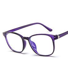 Higodoy модные круглые очки, оправа для мужчин и женщин, оптическая оправа для очков, винтажные пластиковые очки для глаз, прозрачные линзы(Китай)