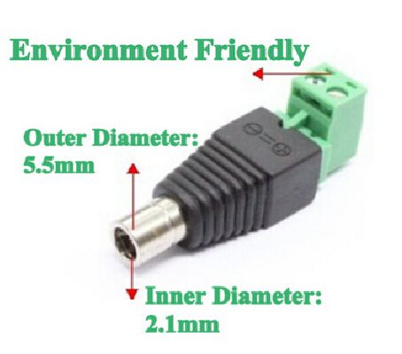 Jr Rca Coaxial Cable Adapter Dc Power Jack Dc Power Connector - Buy Rca  Connector,Rca Jack,Rca Pulg Product on Alibaba.comAlibaba.com