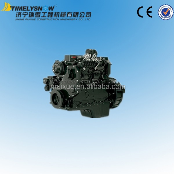 diesel engine assembly 6CTA8.3-C260 800cc 6 cylinders engine for construction machinery
