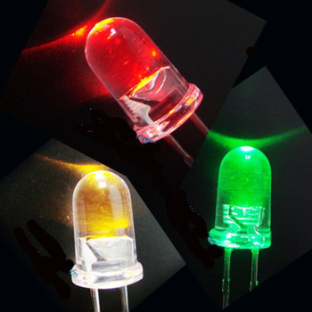 35degree 8000mcd ultra bright Red Yellow Cyan 5mm led for traffic lights