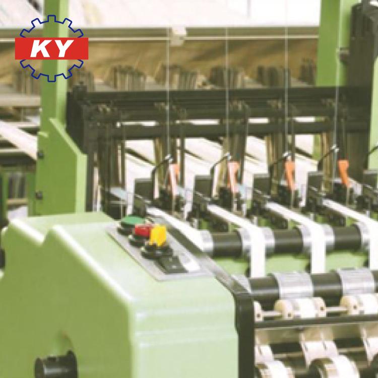Kyang Yhe High speed nylon zipper making machine needle loom for close end zipper