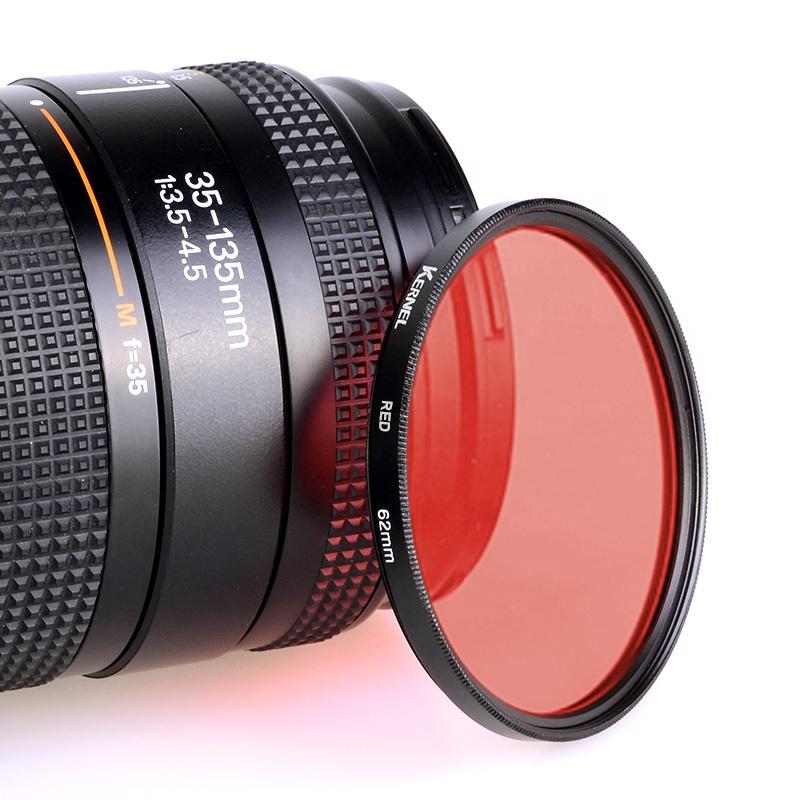 Round Lens Filter