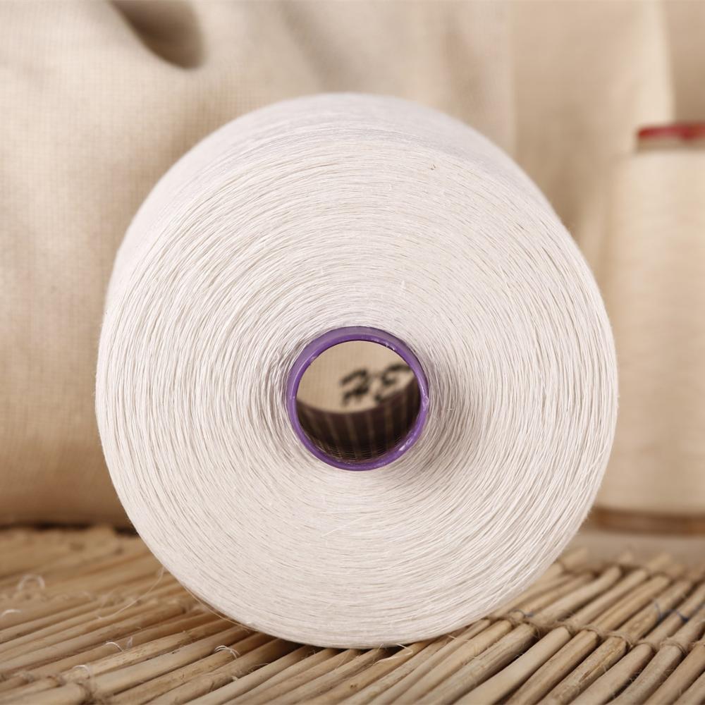 Высококачественная конопляная пряжа 36 нм 100% оптом для плетения и вязания