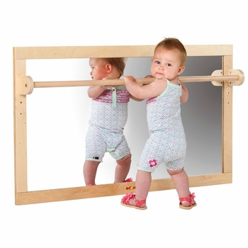 High Quality Children Wooden Bedroom Furniture Kids Mirror