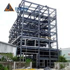 Installation Buildings Qingdao Quick Install Q345 Multi Story Prefabricated Light Steel Warehouse Building Plans Shed Kit