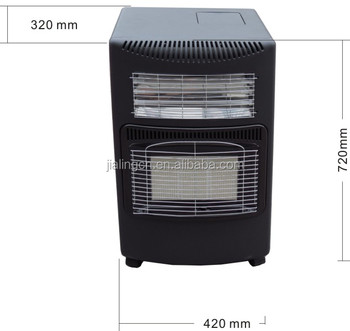Low price good quality free-standing portable gas heater price