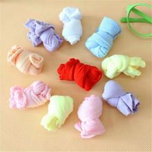 5Pair Bag 2016 New Fashion summer Baby thin Socks Cartoon antiskid baby girls boys infant toddler