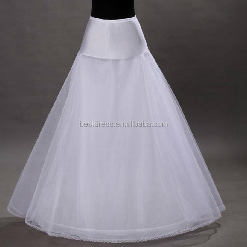 Women's A-Line Petticoats Wedding Dress Ball Gown Underskirt Crinoline Slips