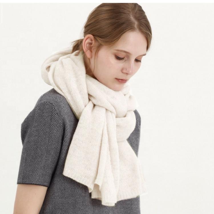 Women Shawl 100% Cashmere Blanket Scarf