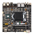 Qotom Mini PC Q600P Support 7th 6th Gen Processor LGA1151 Support AES-NI D4 RAM M.2 SSD