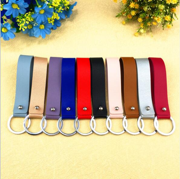 Replacement PU Leather Wrist Strap For Clutch//Wristlet//Purse//Phone Case//Key
