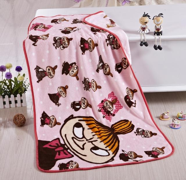 Girly Rugs For Bedroom: Moomin Blanket Promotion-Shop For Promotional Moomin