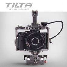 Tilta A7S Rig A7S2 A7R A7R2 Rig Cage Baseplate Top Handle For SONY A7 series camera Film shooting/free shipping