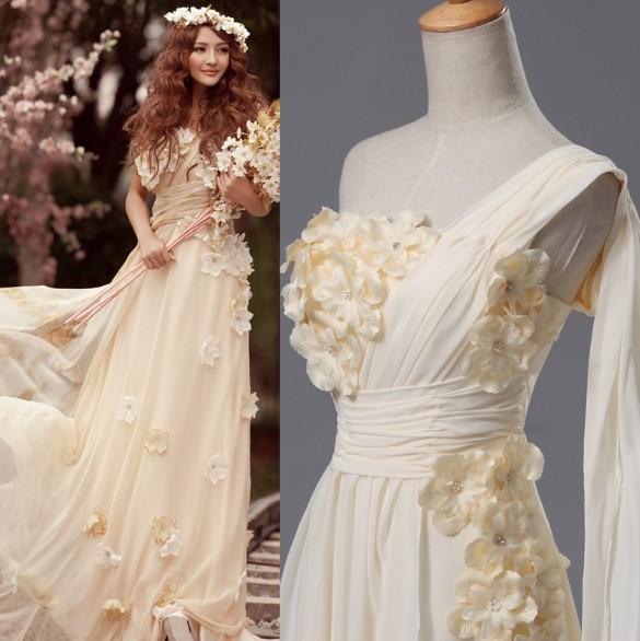 Popular Greek Wedding Dress Buy Cheap Greek Wedding Dress: Popular Greek Goddess Style Girl Dresses-Buy Cheap Greek