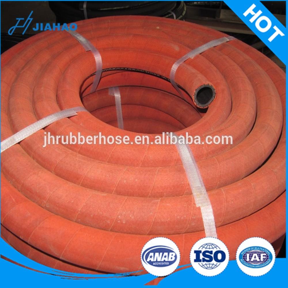 Manufacture flexible spiral air compressor hose pipe air condition rubber hose