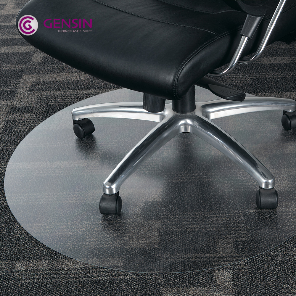 Anti Scratch Office Chair Mats Transparent Plastic For Foor Carpet Buy Plastic Chair Mats Floor Mats For Office Chairs Chair Mats For Carpet Product On Alibaba Com