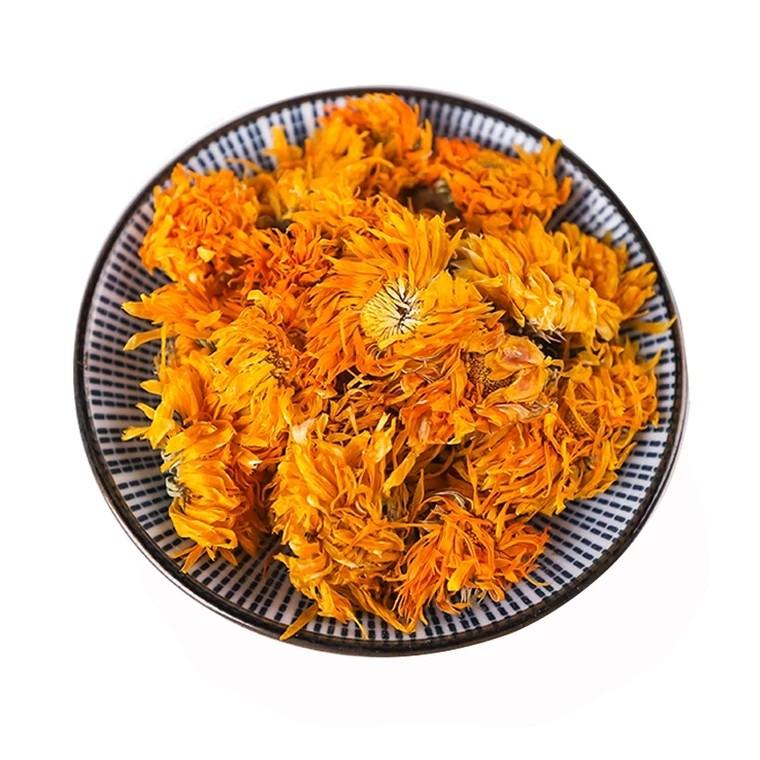 Herbal tea, dried flower tea, Calendula officinalis - 4uTea | 4uTea.com