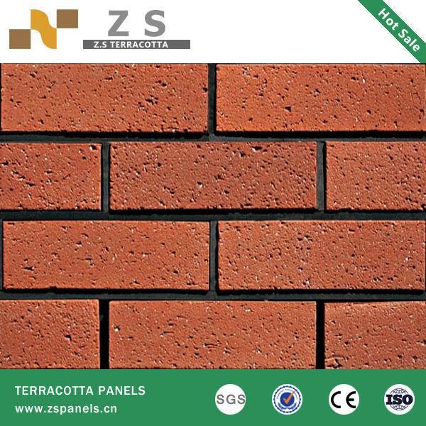 Terracotta Terra Cotta Split Tile Brick Tiles Bricks