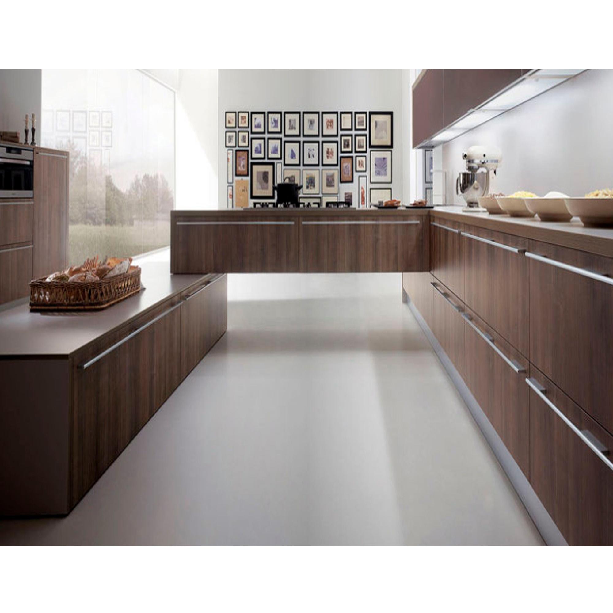 Nicocabinet High Quality Luxury Modular Solid Wood Kitchen Cabinet ...