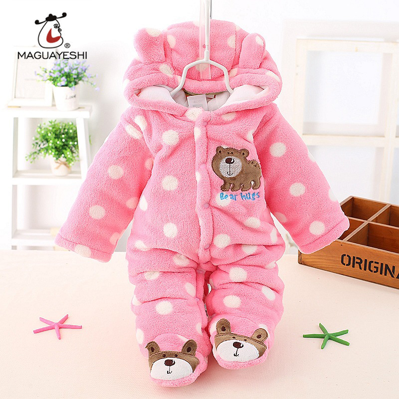 cute autumn winter cotton polyester baby romper. Black Bedroom Furniture Sets. Home Design Ideas