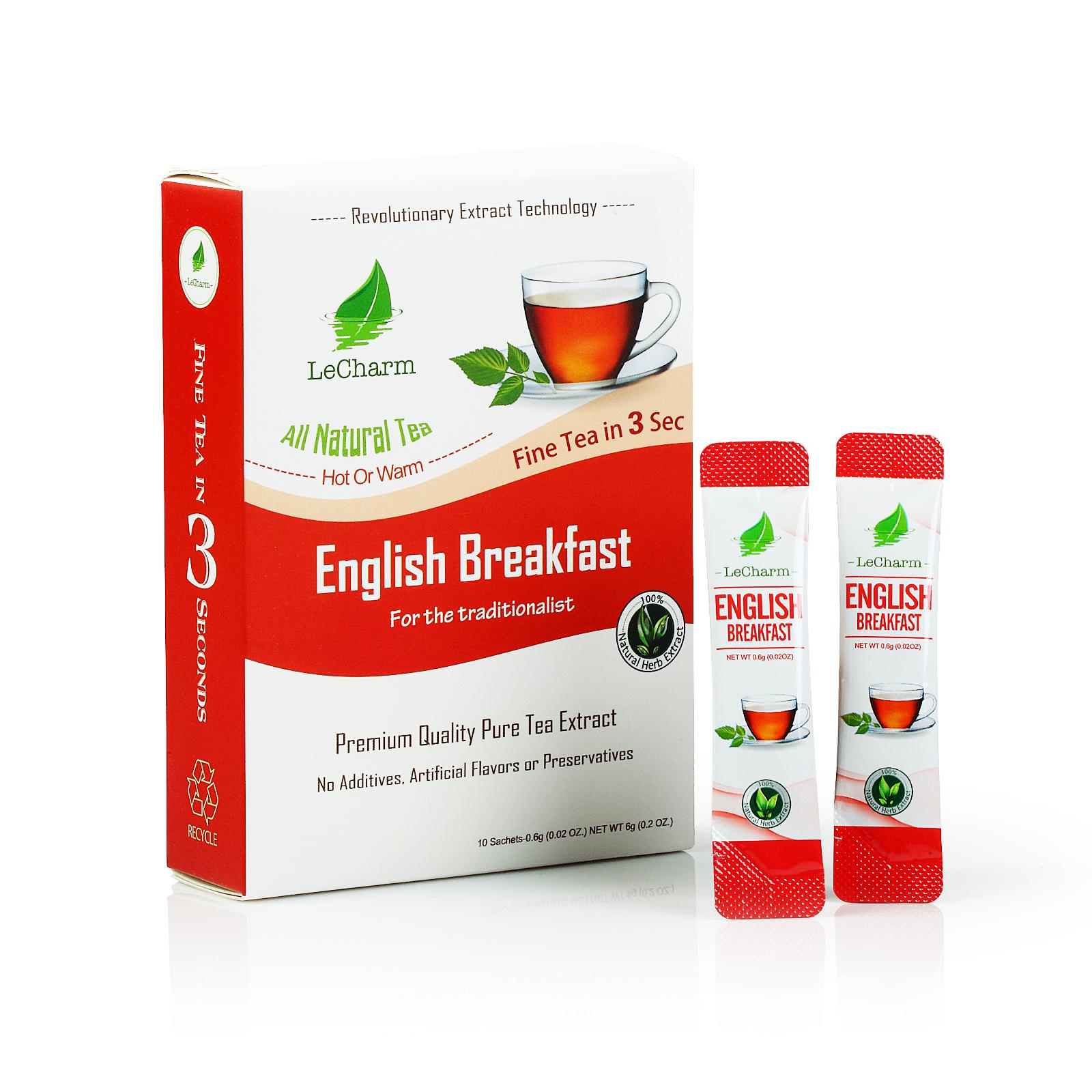 New Arrival High Quality Ceylon Black Tea English Breakfast Tea Private Label Ok FSSC22000 Certified Factory - 4uTea | 4uTea.com