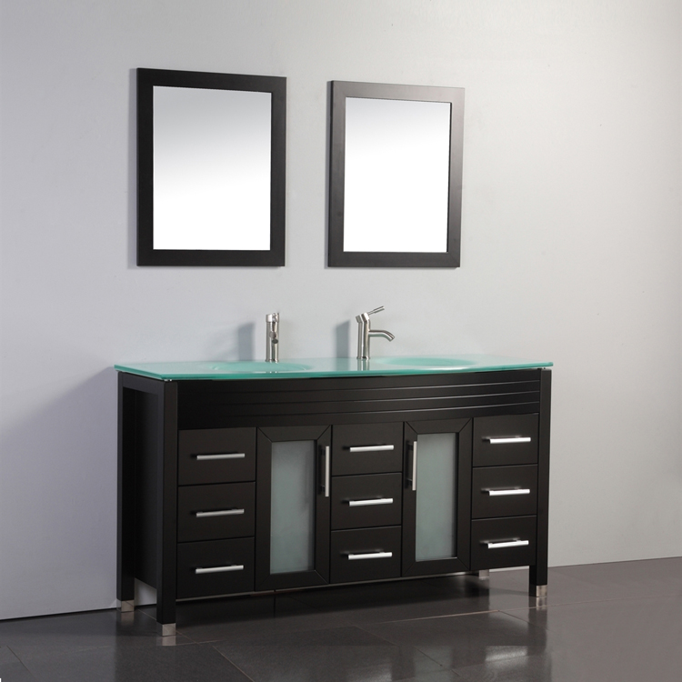 59 Double Sink Glass Countertop Lowes Bathroom Vanity Combo Yo W054b Buy Lowes Bathroom Vanity Combo Lowes Bathroom Vanity Bathroom Vanity Combo Product On Alibaba Com
