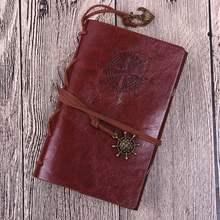 1 шт. блокнот на спирали, дневник, книга, винтажные Пираты; Якоря из искусственной кожи, записная книжка, сменный Рождественский подарок, журн...(Китай)